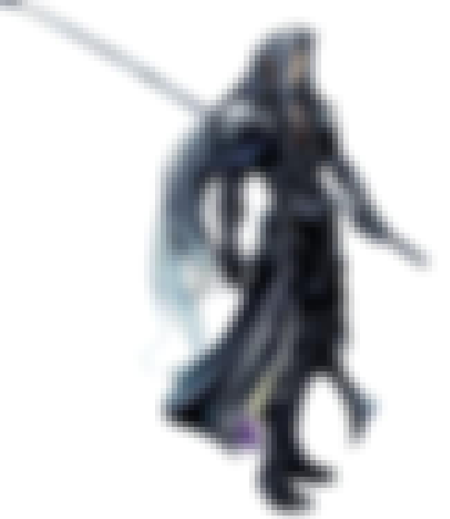 Sephiroth is listed (or ranked) 1 on the list The Best Video Game Characters with Gray/Silver Hair