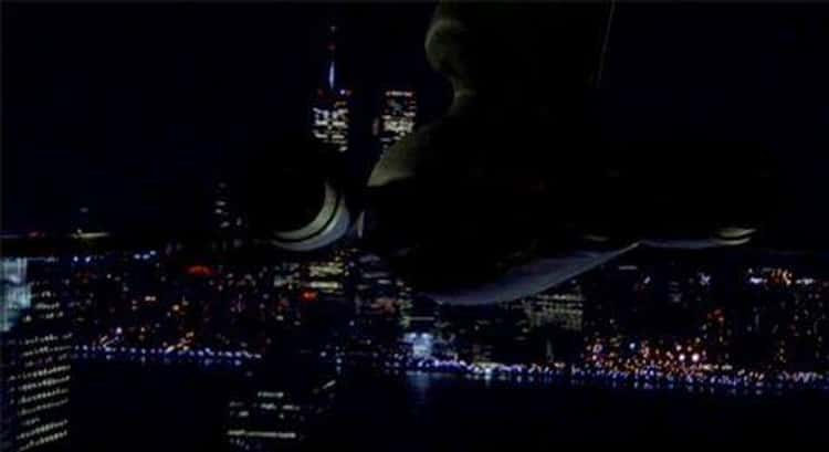 In An 'X-Files' Spinoff, A Hijacked Plane Flew Toward The World Trade Center