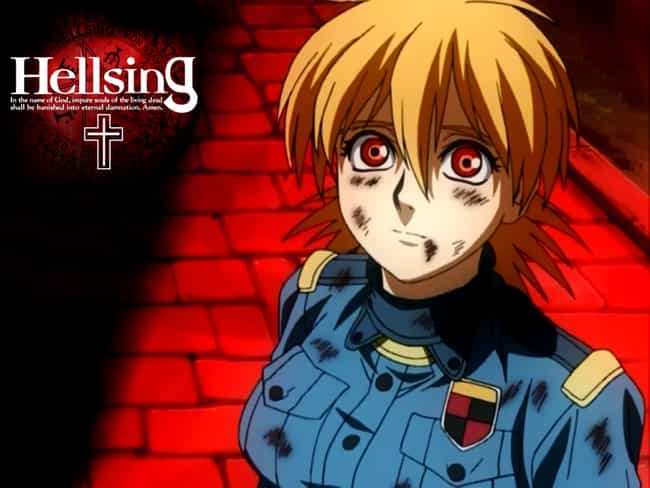 Seras Victoria is listed (or ranked) 4 on the list The Most Popular Female Vampires in Anime