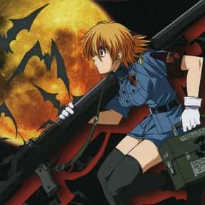 Seras Victoria is listed (or ranked) 17 on the list The Best Anime Characters That Use Guns