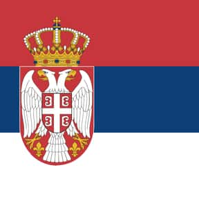 Serbia is listed (or ranked) 1 on the list The Prettiest Flags in the World