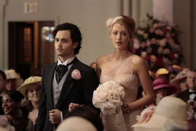 Serena van der Woodsen ... is listed (or ranked) 6 on the list 22 TV Couples Who Got Together In Real Life