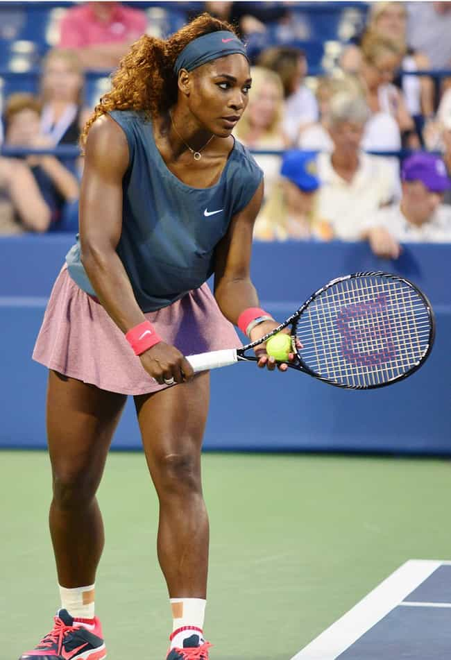 Serena Williams is listed (or ranked) 1 on the list 11 Athletes Who Are Jehovah's Witnesses