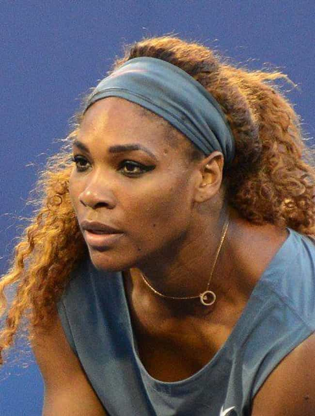 Serena Williams is listed (or ranked) 2 on the list The Most Famous Homeschooled Athletes