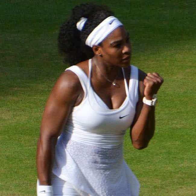 Serena Williams is listed (or ranked) 1 on the list The Best Black Tennis Players Right Now