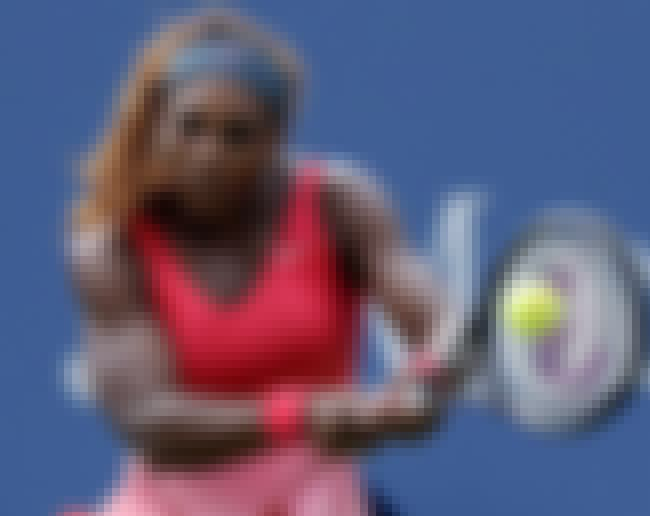 Serena Williams is listed (or ranked) 2 on the list 20 Athletes with ADHD