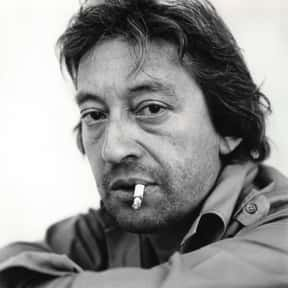 Serge Gainsbourg is listed (or ranked) 5 on the list The Best Chanson Bands/Artists