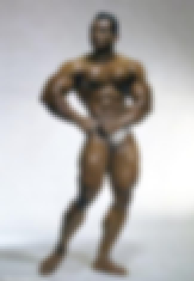 Sergio Oliva is listed (or ranked) 3 on the list The Best Bodybuilder All Time
