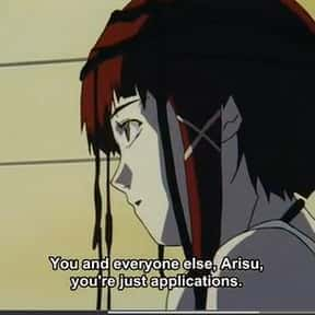 Serial Experiments Lain is listed (or ranked) 6 on the list The 40+ Trippiest Anime That Mess With Your Head