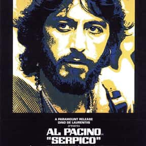 Serpico is listed (or ranked) 7 on the list The Best Al Pacino Movies