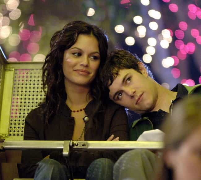 Seth Cohen is listed (or ranked) 8 on the list 22 TV Couples Who Got Together In Real Life