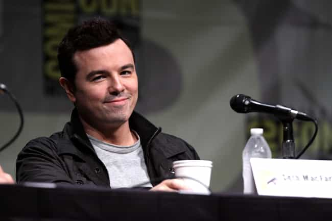 Seth MacFarlane is listed (or ranked) 2 on the list 19 Celebrities with Rhode Island Ties