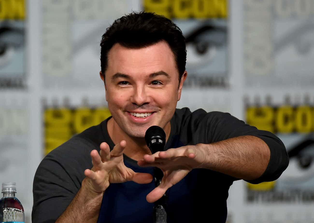 Seth MacFarlane is listed (or ranked) 1 on the list Famous Male Animators