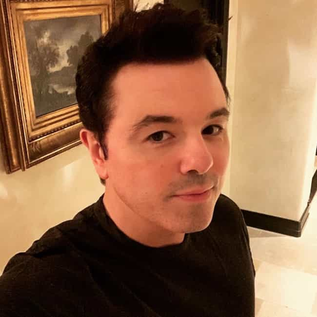 Seth MacFarlane is listed (or ranked) 4 on the list All The Famous Men Eliza Dushku Has Dated