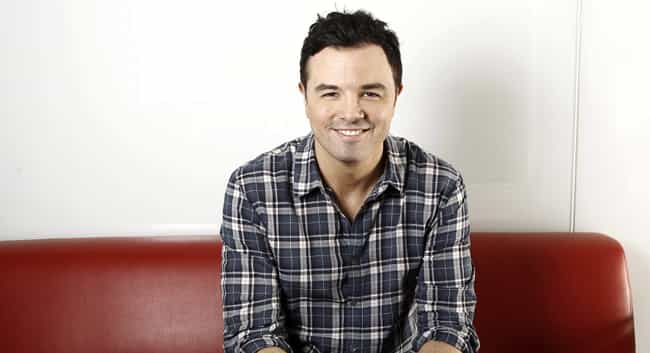 Seth MacFarlane is listed (or ranked) 4 on the list Men Who Amanda Bynes Has Dated