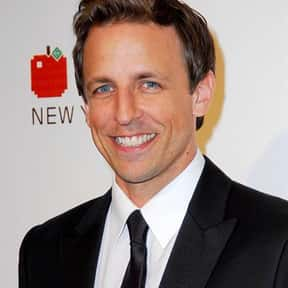 Seth Meyers is listed (or ranked) 7 on the list The Best Talk Show Hosts Of Daytime, Late Night, and All Time