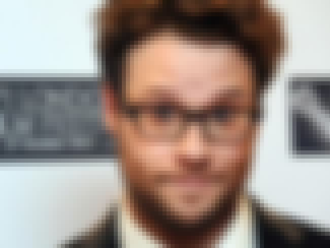 Seth Rogen is listed (or ranked) 7 on the list Famous Friends of Angelina Jolie