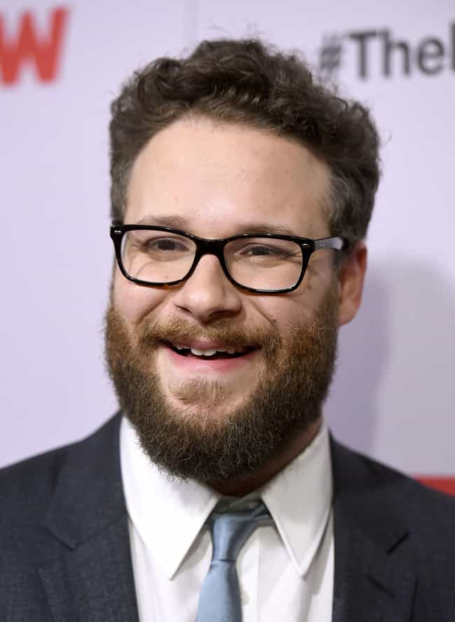 Seth Rogen is listed (or ranked) 1 on the list People Who've Been Typecast, Ranked By How Often They Play That One Thing
