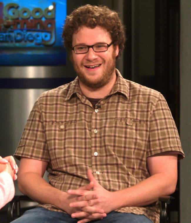 Seth Rogen is listed (or ranked) 4 on the list Celebrities You Didn't Know Play Magic: The Gathering