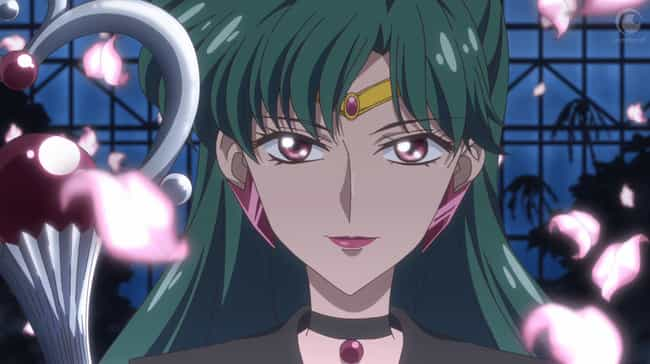 Sailor Pluto is listed (or ranked) 8 on the list Which Sailor Moon Character Are You Based On Your Zodiac Sign