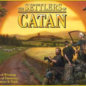 Settlers of Catan is listed (or ranked) 1 on the list The Best Board Games of All Time