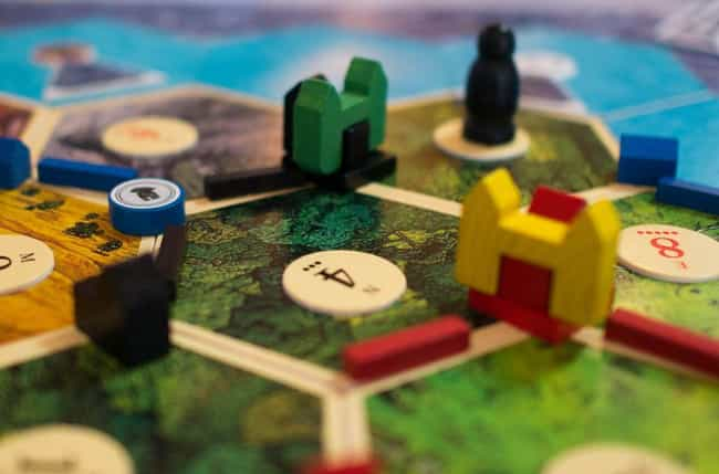 Settlers of Catan is listed (or ranked) 3 on the list The 12 Best Party Games For Completely Destroying Friendships