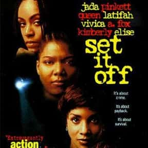 Set It Off is listed (or ranked) 8 on the list The Best Hood Movies