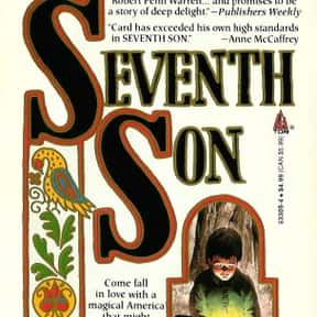 Seventh Son is listed (or ranked) 14 on the list The Best Orson Scott Card Books