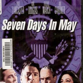 Seven Days in May is listed (or ranked) 4 on the list The Best Kirk Douglas Movies