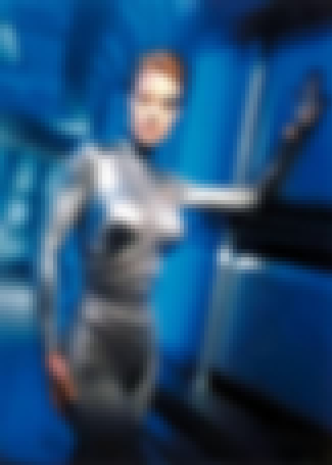 Seven of Nine is listed (or ranked) 1 on the list Sexiest Women in Space