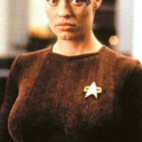 Seven of Nine is listed (or ranked) 5 on the list The Greatest TV Aliens Living Among Earthlings