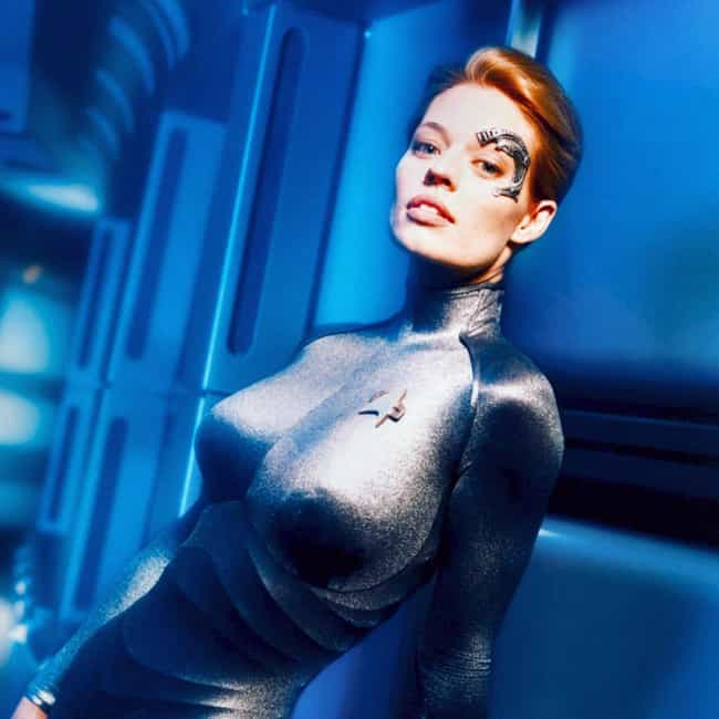 Seven of Nine is listed (or ranked) 1 on the list The Most Beautiful Women to Appear on Star Trek
