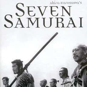 Seven Samurai is listed (or ranked) 23 on the list The Best Ensemble Movies
