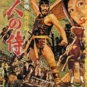 Seven Samurai is listed (or ranked) 1 on the list The Greatest Movies in World Cinema History