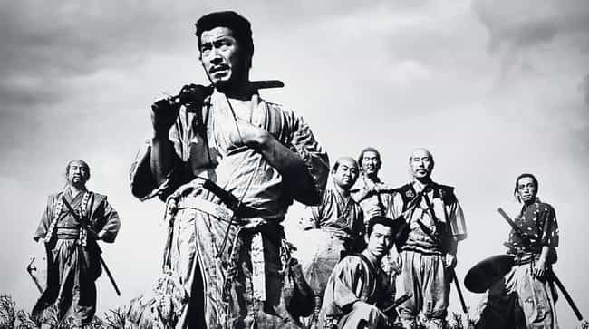 Seven Samurai is listed (or ranked) 2 on the list The 15 Best Movies About Suicide (or Seemingly Suicidal) Missions