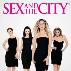 Sex and the City is listed (or ranked) 4 on the list The Best Golden Globe Winning Comedy Series