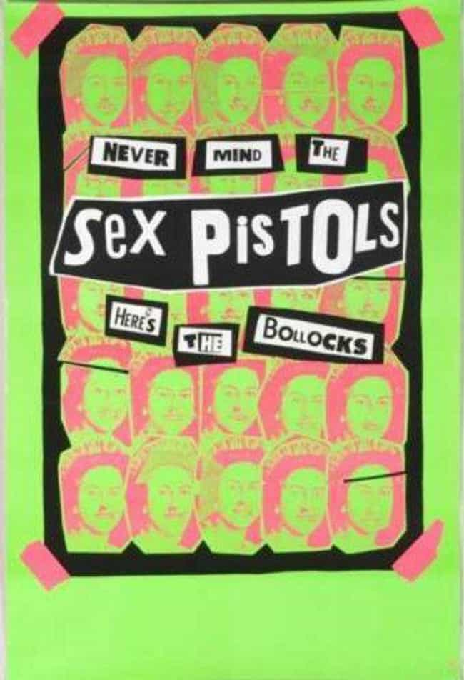 Sex Pistols is listed (or ranked) 1 on the list The Best Bands Named After Genitalia