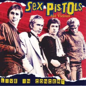 Sex Pistols is listed (or ranked) 16 on the list London Rock Bands List