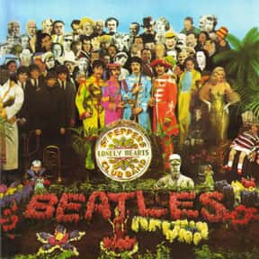 Sgt. Pepper's Lonely Hearts Cl is listed (or ranked) 1 on the list The Greatest Albums of All-Time