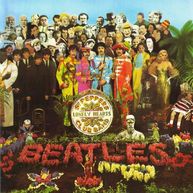 Sgt. Pepper's Lonely Hearts Cl... is listed (or ranked) 2 on the list The Greatest Albums of All Time