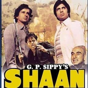 Shaan is listed (or ranked) 8 on the list The Best Amitabh Bachchan Movies