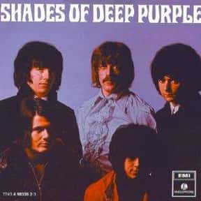 Shades of Deep Purple is listed (or ranked) 14 on the list The Best Deep Purple Albums of All Time