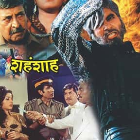 Shahenshah is listed (or ranked) 6 on the list The Best Amitabh Bachchan Movies