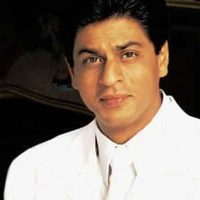Shahrukh Khan is listed (or ranked) 16 on the list Famous TV Actors from India