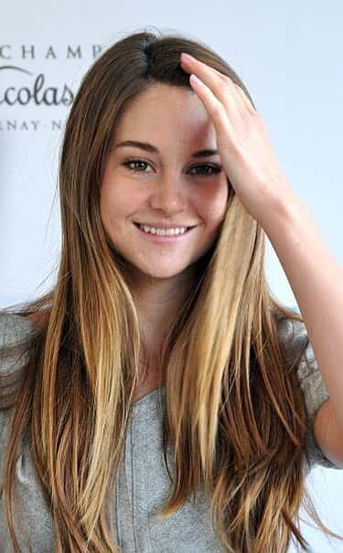 Shailene Woodley is listed (or ranked) 2 on the list Famous People Born in 1991