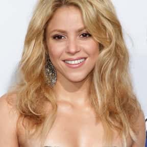 Shakira is listed (or ranked) 1 on the list Famous Guitarists from South America