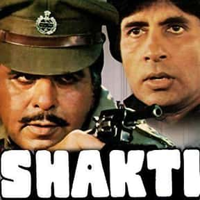 Shakti is listed (or ranked) 23 on the list The Best Amitabh Bachchan Movies