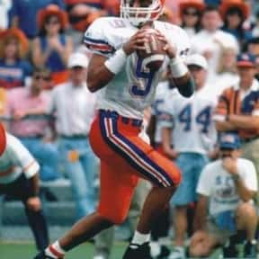 Shane Matthews is listed (or ranked) 11 on the list The Best Florida Gators Quarterbacks of All Time