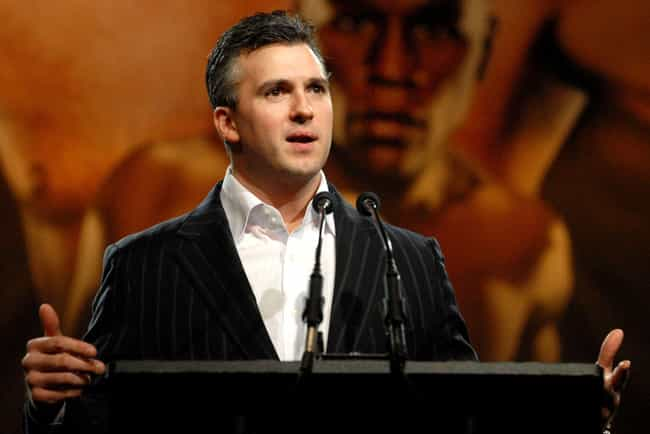 Shane McMahon is listed (or ranked) 1 on the list Famous Roger Williams University Alumni