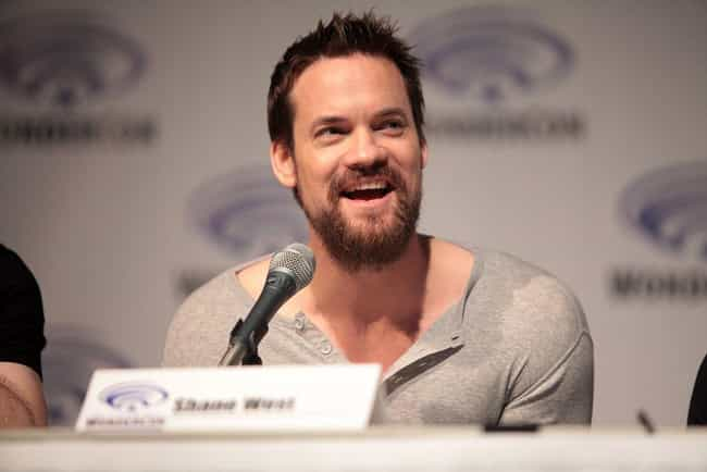 Shane West is listed (or ranked) 1 on the list Your Teen Boy Crushes from the 2000s: Where Are They Now?